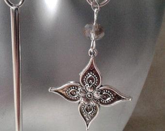 "Earrings ""Star charm"""