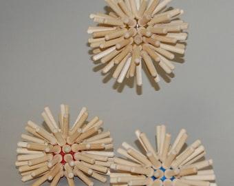 """3 """"Sea Urchin"""" Ball"""