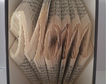 Folded Book - Mom