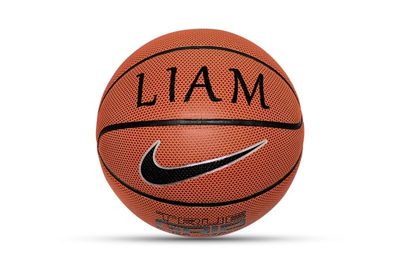 Customized Personalized Basketball Nike Outdoor Official Size Gift