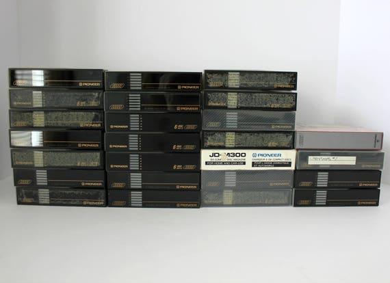 Vintage Pioneer 6 Disc CD Changer Magazines Cartridges Holders Lot of 25