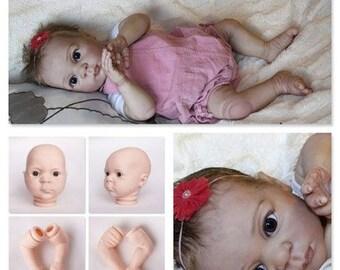 Jake Reborn Baby Doll.  Blank kit.