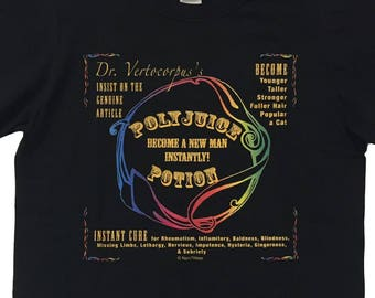 Potter Geek T-shirt Polyjuice Potion