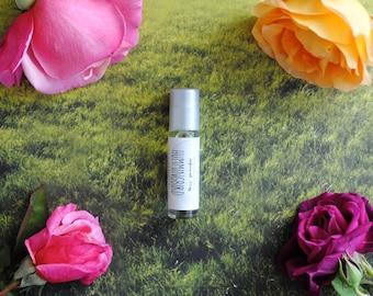Hummingbird Perfume Oil, Honeysuckle, Green Grass, Jasmine