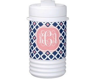 Personalized Gift, Monogrammed Gift, Sports Cooler, Igloo Cooler, Tailgating Cooler, Camping, Monogrammed Cooler, Personalized Cooler