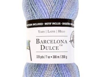 Loops and Threads Barcelona Dulce Yarn – Lilac