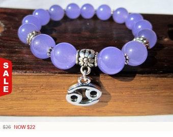 Sale -  Alexandrite Bracelet, Healing Alexandrite Bracelet, Guardian Stone Bracelet, Alexandrite Purifying Bracelet, Protection Alexandrite