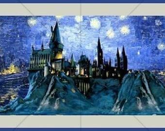 Harry Potter 5D DIY diamond picture 40 x 20cm