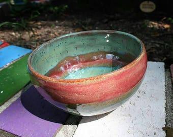 Ceramic Wheel Thrown Bowl