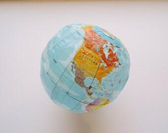 Paper Balloon -Globe-