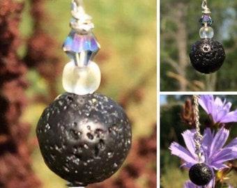 Lava Diffuser Necklace