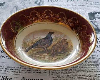 Lightwood & Sons Limited Birmingham England Decorative Plates (2)