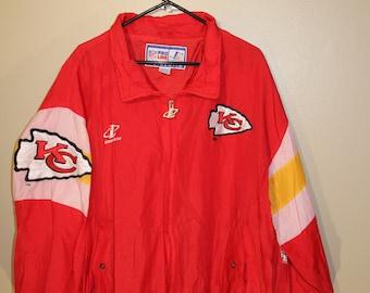 Vintage 90's Kansas City Chiefs Jacket