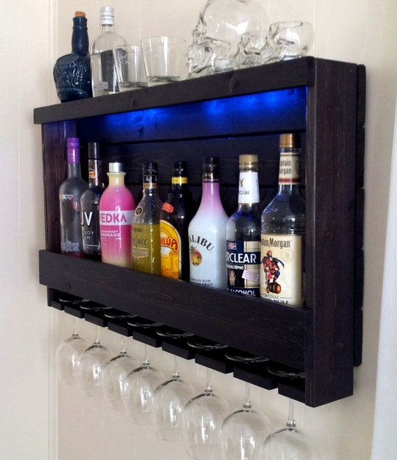 rustic wine liquor listing cabinet rack optional and operated battery il