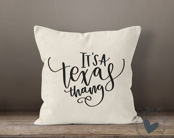Its a Texas Thang Texas SVG or State SVG Files for Home Decor and Shirts