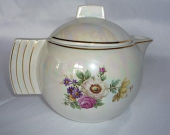 Vintage lovely littleTeapot Badonviller from France