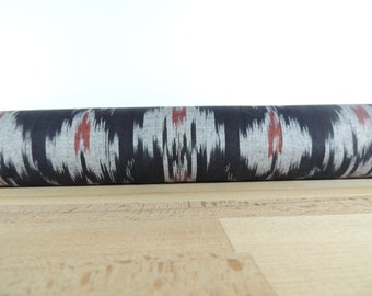 Door draft Stopper. Door or window snake. Draught excluder. House and home accessory.eco friendly energy saver. Ikat