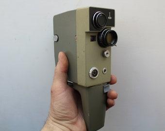 Soviet camera Avrora, USSR camera, Vintage camera Avrora, Movie camera, Soviet Union, Retro LOMO AURORA soviet movie Camera, Retro camera.