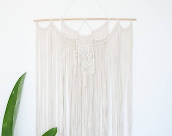 Macrame Wall Hanging - Mayah Large
