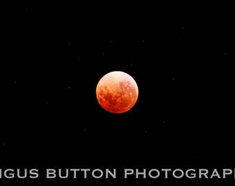 Super blood moon solar eclipse- STOCK PHOTOGRAPHY DOWNLOAD