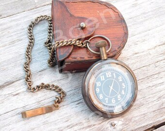 Pocket Watch, Engraved Watch, Wedding Gifts, Groomsmen Gift, Gift for Groom, Personalized Watch, Custom Pocket Watch, Mens Gift, Fathers day