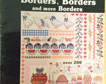 borders borders and more borders Book 2 Dale Burdett 1983