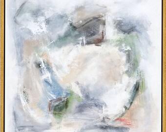 Chianti - Mixed Media Original Art Painting