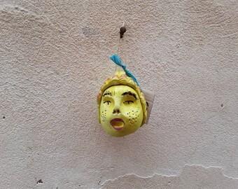Good luck balls faces ball luck faces clay