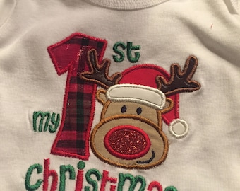 Baby holiday outfit
