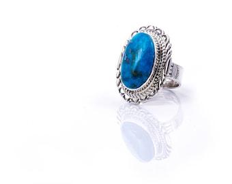Thomas Francisco Sleeping beauty Turquoise Ring