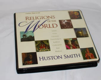 Book of Cassettes of Various World Religions