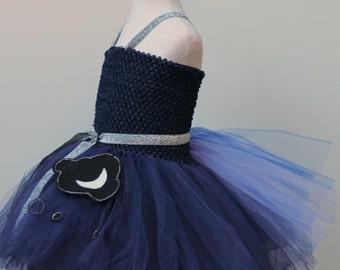Princess luna Dress , Nightmare Moon Dress,  My little pony Dress, Luna costume My little pony party