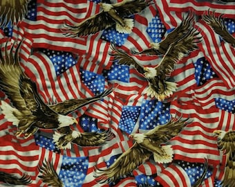 Custom Patriotic Over-the-Collar Bandana