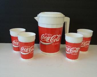 CocaCola drink set