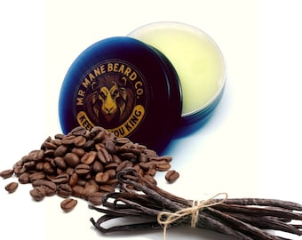 100% NATURAL COFFEE & VANILLA Beard Butter 30ML
