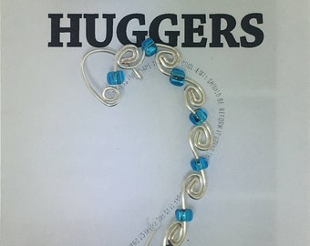 Light Blue Ear hugger
