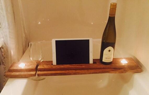 Bath Table Bath Tray Bathtub tablet holder Bath Caddy