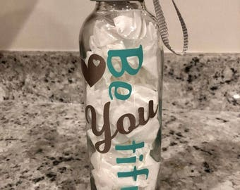 BeYOUtiful Water bottle