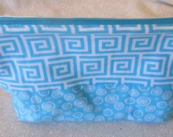 Fabric Cosmetic Bag – Handmade