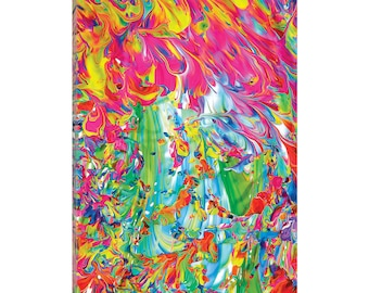 iCanvas Untitled 6 Gallery Wrapped Canvas Art Print by Mark Lovejoy