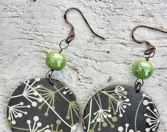 Pendant Earrings-Earrings