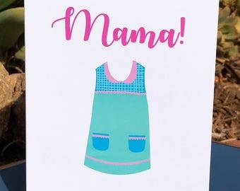 Feliz Dia De Las Madres- Happy Mother's Day- Latina Mom- Mexican Mom- Te Quiero- I Love You Mama
