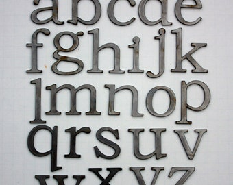 """Classic 2"""" Lowercase 