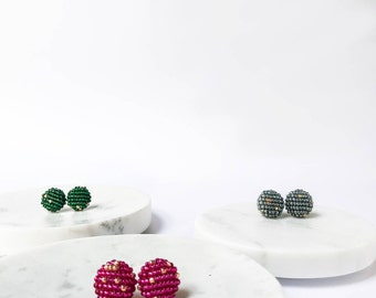 3 x 60 promo Valentines Day. 3 earring pair MORE model by Divino Collection