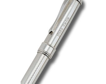Customization Service Engraving Your Pen with Name or Message Custom Order
