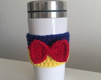 Snow White Themed Coffee or Tea Cozie