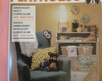 Anita Goodesign - Anita's Playhouse - Curriculum Party, 14 Projects, New in original packaging