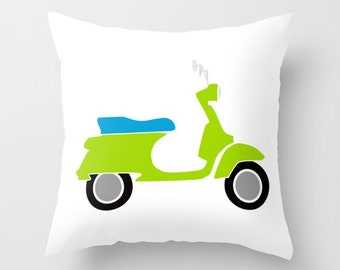 VESPA #Pillow