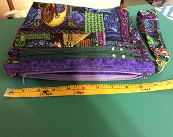 Fairytale wristlet purse