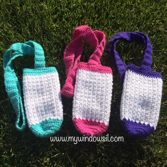 Unique Knit Water Bottle Holder Pattern Ensign Sewing Pattern